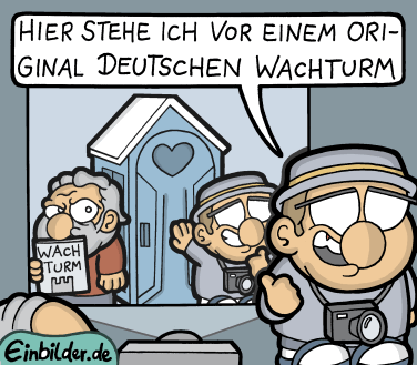Cartoon des Tages